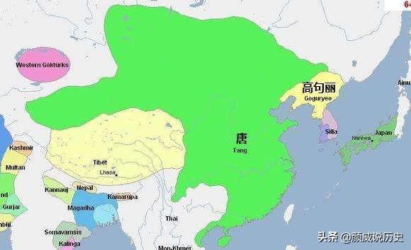 韓國為什么叫韓國?就是跟戰國七雄的韓國有關,但韓國人拒絕承認