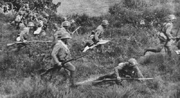 美軍浴血奮戰攻克塞班島,殲滅日軍南云中將以下4萬多人